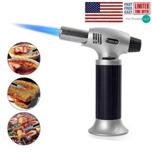 Mini Creme Brulee Torch Bonjour Professional Culinary Chef Kitchen Tool ... - $14.01