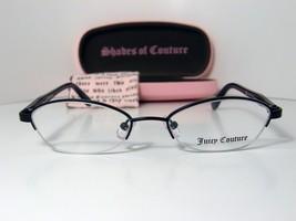 New Authentic Juicy Couture Eyeglasses JC Essex 0RU6 48mm - $71.24