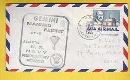 GEMINI GT-4 NAVY RECOVERY FORCE ATLANTIC USS CHUKAWAN JUNE 3 1965 ATLANTIC - $2.68
