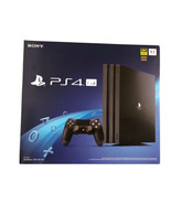 NEW Sony PlayStation PS4 Pro Gaming Console 1TB 4K HDR HDMI Jet Black - $564.15