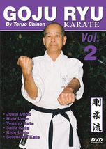 Goju Ryu Karate #2 Junbi Hojo Tensho, Saifa, Kigo Seienchin++ DVD Teruo ... - $26.95