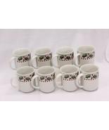 Oneida Winter Wonderland Xmas Mugs Set of 8 - $41.65