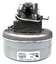 Ametek Lamb 5.7 Inch 2 Stage 120 Volt B/S Thru-Flow Motor 116669-50 - $162.86