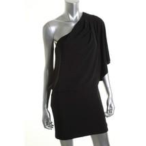 Jessica Simpson 7392 Womens Black Matte Jersey Party Clubwear Dress - $29.69