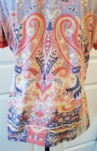 Etro Spa Designer Women's Multi Colored Top  Size 48 / L  image 10