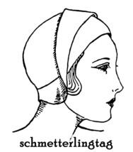 1931 MILLINERY Book How to Flapper Era Make Hats Block Felt Hat Making M... - $18.15