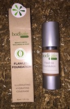 NEW IN BOX, Bodisafe Beauty Foundation 30ML, Shade BEIGE II Neutral Natural - $17.00