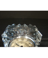 Mikasa Crystal Small Desk/Student Clock Westminster  - $9.00