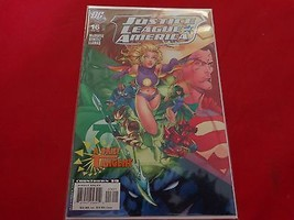 JUSTICE LEAGUE OF AMERICA #16 VF+ 2008 by DC Co... - $2.60