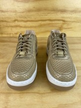 New Nike AF1 Air Force 1 Upstep Premium Blur Gold Shoes 917590-900 Women... - $104.93