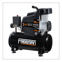 Freeman 1.25 HP 3 Gal Air Compressor with 7 Year Warrantee - $168.88