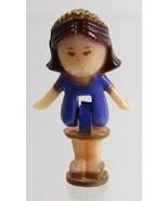1993 Vintage Polly Pocket Doll Pixie's Rose Dream Ring - Pixie Bluebird ... - $7.50