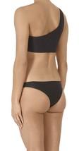 Mikoh Swimwear Miyako Night Black Skimpy Fit Brazilian Bikini Bottom (L) Nwt $90 - $90.00