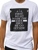 Medium Men's Tea In The Woods Primero T-Shirt Short Sleeve Tee Shirt NEW