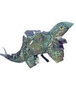 Metallic Green Dinosaur Dog Puppy Cat Pet Costume Cosplay Outfit Small S... - $19.99