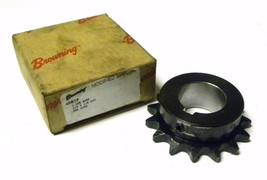 "BRAND NEW IN BOX BROWNING 40B15 SPROCKET 1.125"" X 1/4"" X 1/8"" - $29.99"