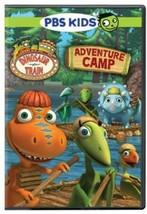 Dinosaur Train: Adventure Camp [New DVD] - $25.70