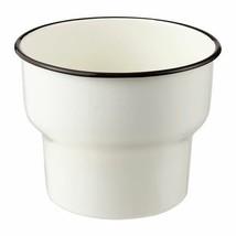 "IKEA CITRONSYRA Plant pot, indoor/outdoor, white,6 "" - $19.68 CAD"