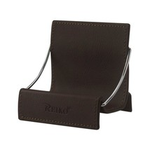 REIKO UNIVERSAL PHONE STAND HOLDER IN BROWN - £7.14 GBP