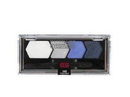 Maybelline Eye Shadow Quad, Covetable Cobalt, Eye Studio, blue full size... - $8.99