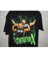 Vintage 2000s WWE D-Generation X Championship Collection T-Shirt XL - $19.99