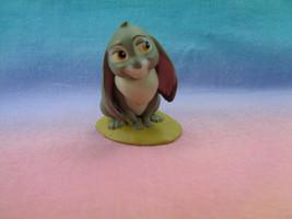 Disney Miniature Sofia the First Clover Pet Bunny Rabbit PVC Figure Cake... - $1.93