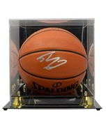 Shaquille O'Neal Signed Replica Spalding Basketball w/ Case BAS - $290.99