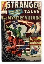 Strange Tales #127-HUMAN TORCH-THING-DR. Strange 1964 fn- - $56.75