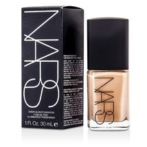 NARS Sheer Glow Foundation - Mont Blanc (Light 2 - Light w/ Pink Undertone)  30m - $57.00