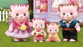 Konggi Rabbit and Friends Lina Cat Family Stuffed Animal Cat Plush Toy image 4