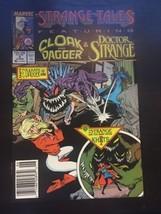 Strange Tales (1987 2nd Series) #3 VF Very Fine Marvel Comics Doctor New... - $4.95