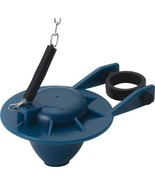 Maintenance Warehouse Blue Flapper With Steel Chain Package of 6 - $28.76