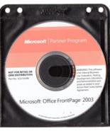 Microsoft Frontpage 2003 - $25.00