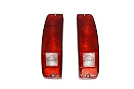 64-72 FORD Truck F100 F-100 Tail Light Lens Set With Housing F150 F-150 F-Series image 1