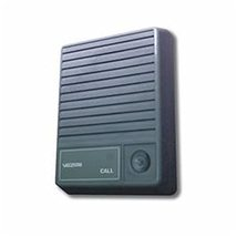 Talkback Doorplate Surface Speaker- Gray - $59.09