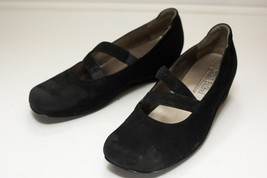 Josef Seibel Size 8 to 8.5 Black Mary Janes - $32.00