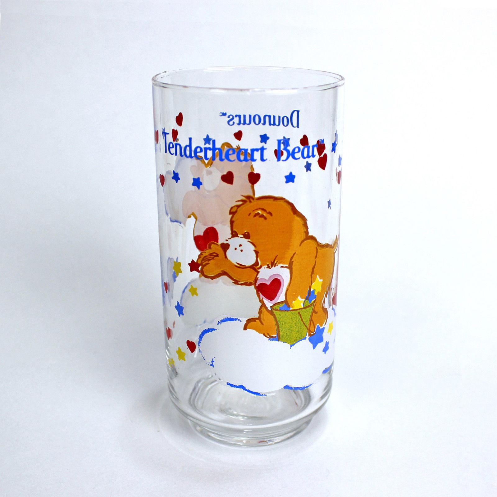 Care Bears Glass Tumbler Tenderheart Bear And Similar Items