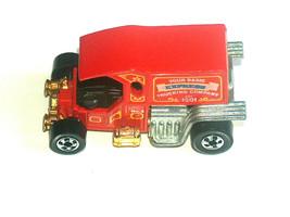 VTG 1976 Mattel Hot Wheels T-Totaller Express Trucking Co 1901 Hong Kong... - $18.08