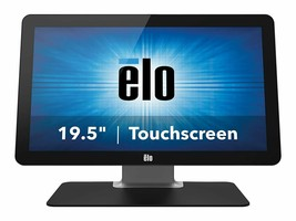 """ELO 2002L 20"""" LCD Touchscreen Monitor 16:9 Multi-Touch 1080P 250Nit - Very Nice! - $564.00"""