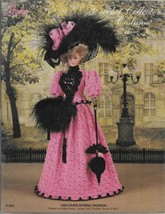 Crochet Collector Costume Vol. 36-1895 Paris Spring Fashion-Dress-Jacket... - $8.56