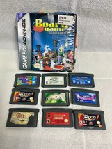 Lot of 10 Games For GameBoy Advance - MIB, Zelda,NFL, Tetris And Others - $19.79