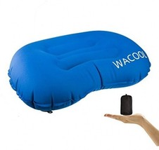 WACOOL Ultralight Inflating Travel Camping Pillow - Compressible, Compac... - $30.40