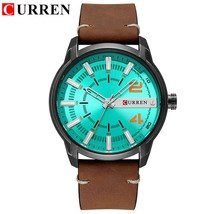 CURREN 8306 Watch Sports Men Watches Top Brand Luxury Famous Military Male Wrist - $39.87