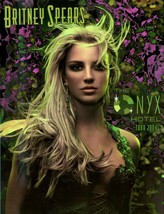 BRITNEY SPEARS (onyx) POSTER 24 X 36 Inches Looks great - $19.94