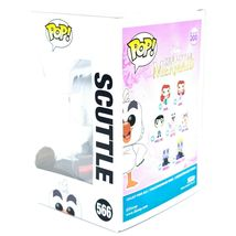 Funko Pop Disney 30 Years The Little Mermaid Scuttle with Fork Vinyl Figure #566 image 3