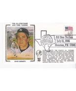 DAVE RIGHETTI NEW YORK YANKEES 1986 ALL STAR GAME HOUSTON TX 7/15/1986 Z... - $2.62 CAD