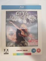 City of the Living Dead - Arrow Video Region B import (Blu-ray) image 2