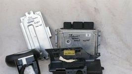 08 Mini Cooper R55 ECU ECM DME CAS3 Computer Ignition Switch Fob Tach SET - 6spd image 11