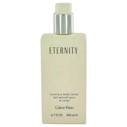 Primary image for ETERNITY by Calvin Klein Body Lotion (unboxed) 6.7 oz (Women)