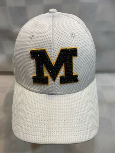 Primary image for Mizzou Missouri Tigers Jeweled Under Armour Fitted L/XL Adult Ball Cap Hat